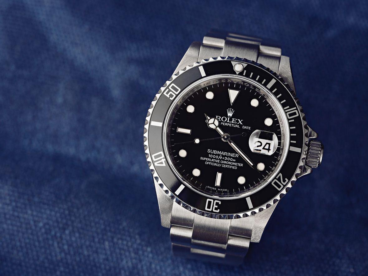 Rolex Submariner Dive Watch