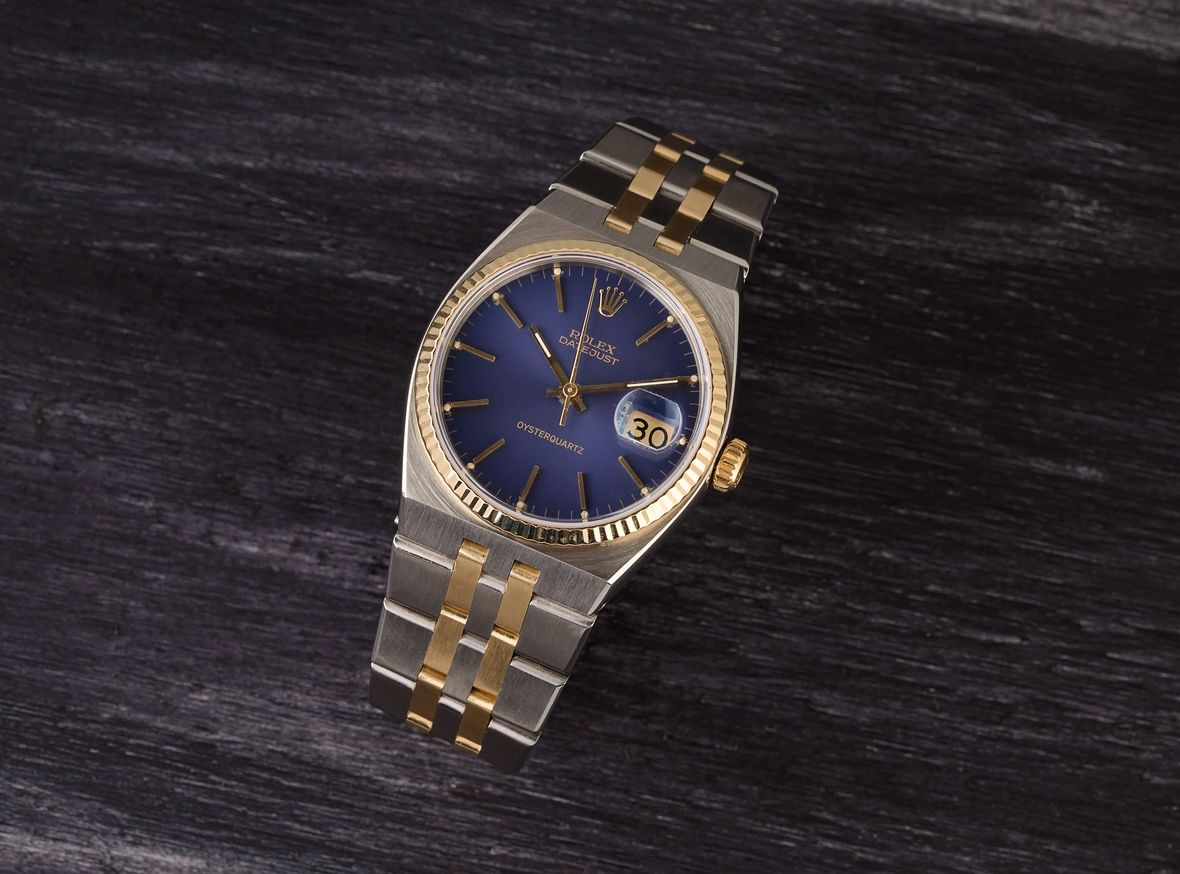 Rolex Oysterquartz Ultimate Guide & Surprising Facts