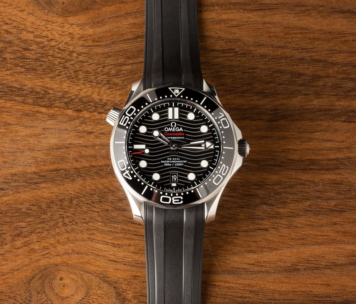Omega Sports Watches Seamaster Diver 300M