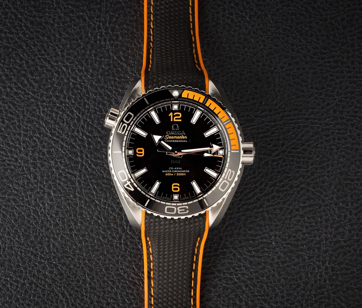Omega Sports Watches Seamaster Planet Ocean 600M
