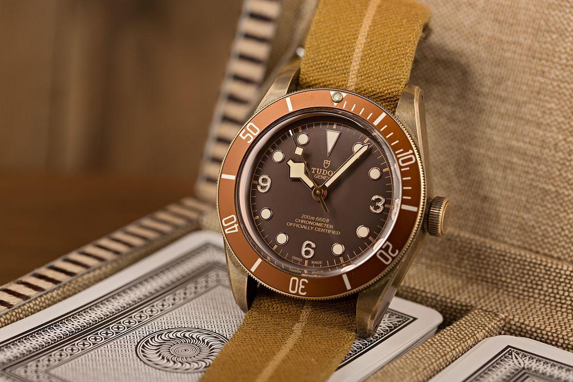 Big Face Watches Tudor Black Bay Bronze 79250BM