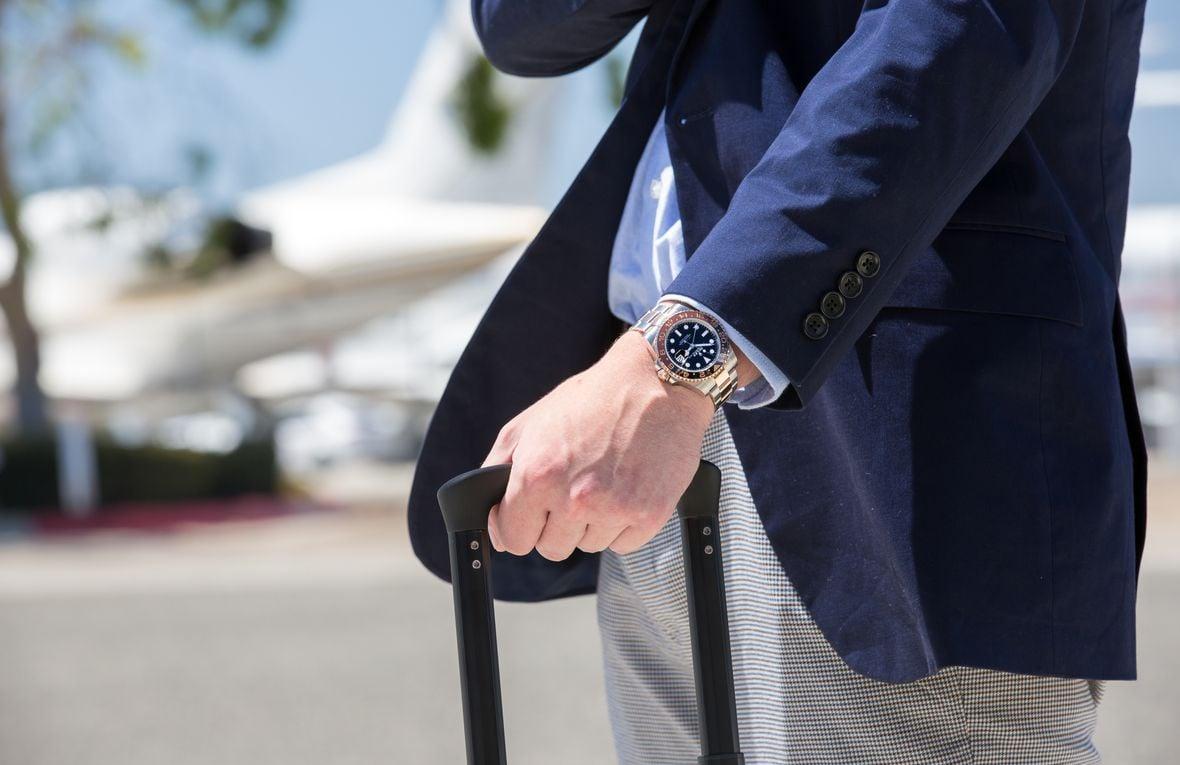 Best Travel Watches Rolex GMT-Master II Root Beer 126711CHNR