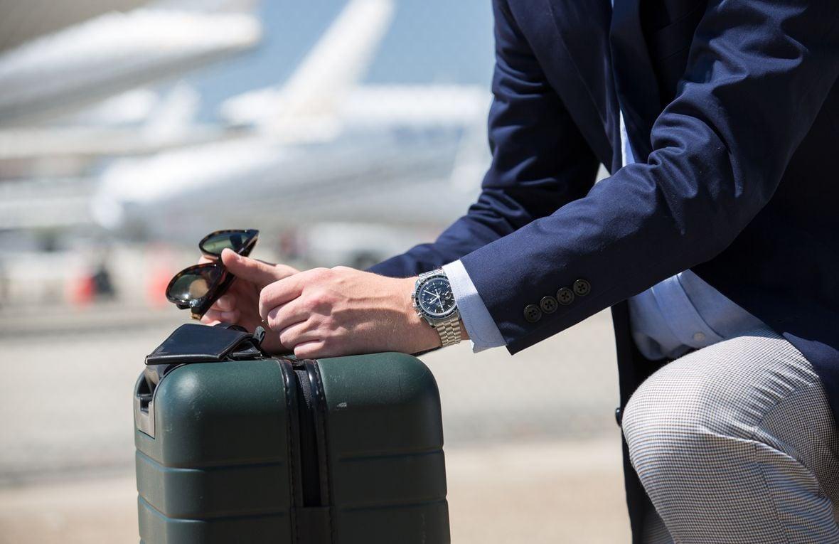 Best Travel Watches Omega Speedmaster Professional Moonwatch