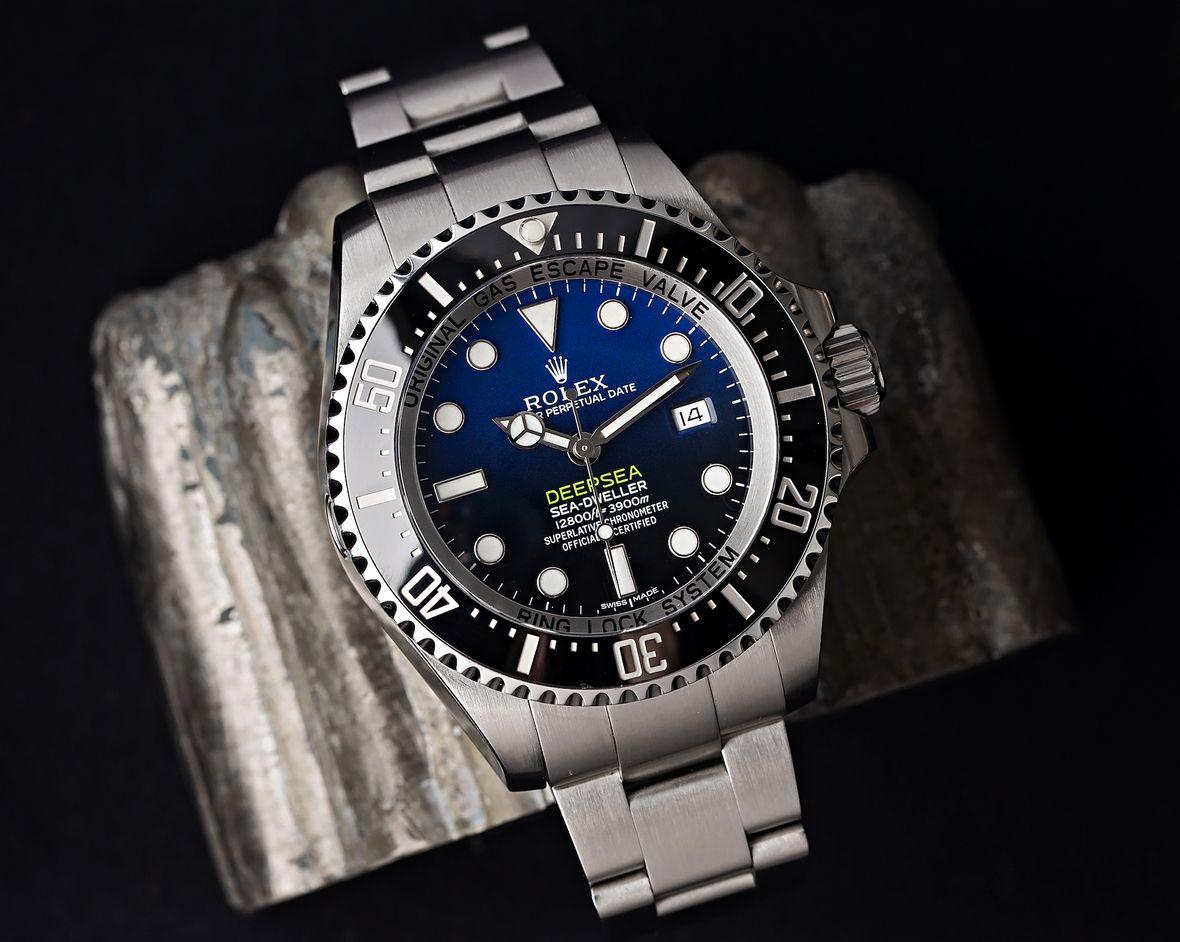 Big Face Watches Rolex DeepseaSea-Dweller 116660