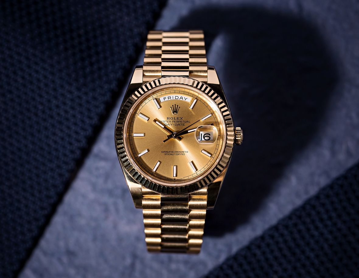 How to Buy a Rolex Day-Date 40 President