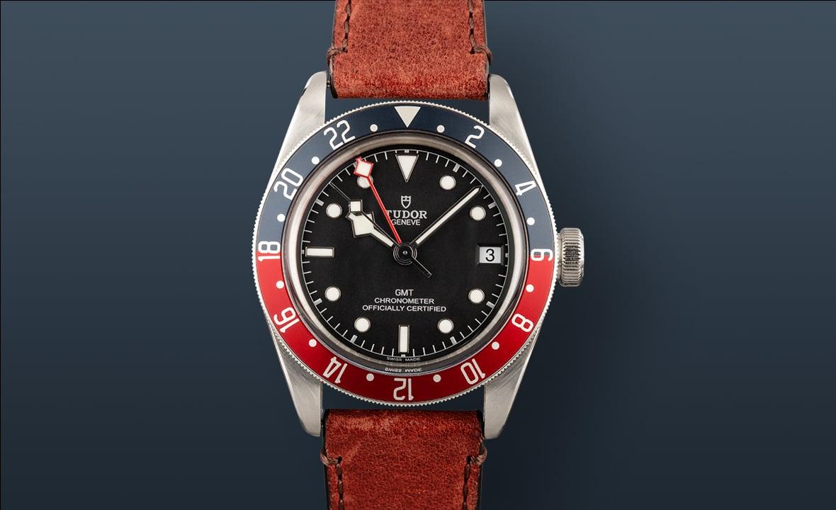 Best Travel Watches Tudor Black Bay GMT