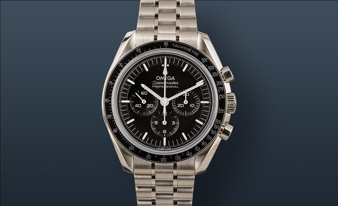 Best Travel Watches Omega Speedmaster Moonwatch