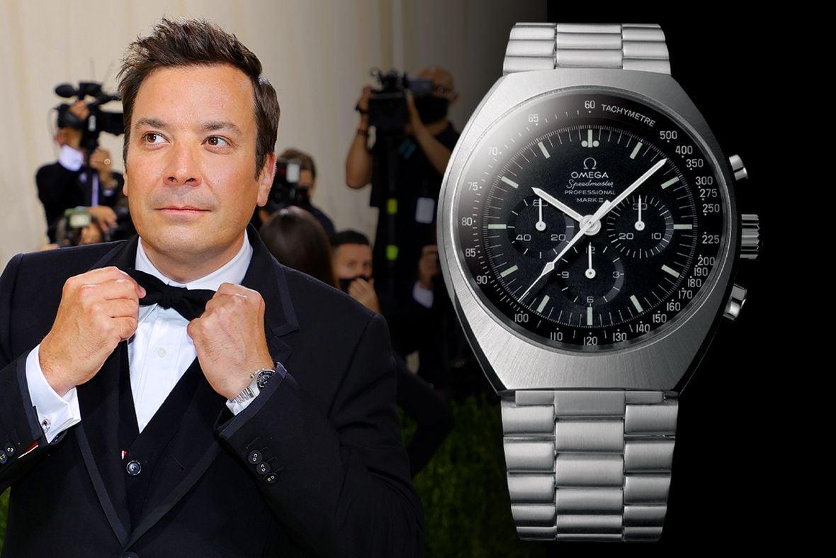 Luxury Watch Spotting at This Year's Met Gala