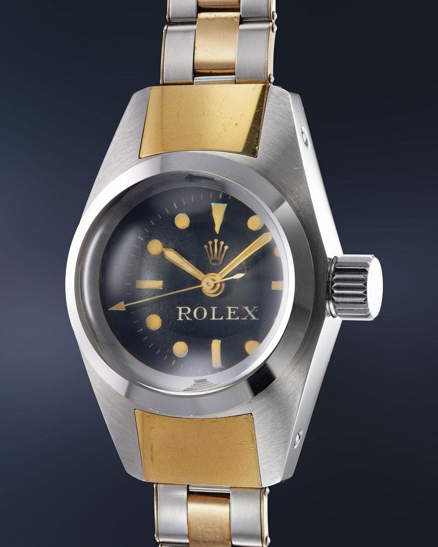 Vintage Rolex Deep Sea Special Prototype #35