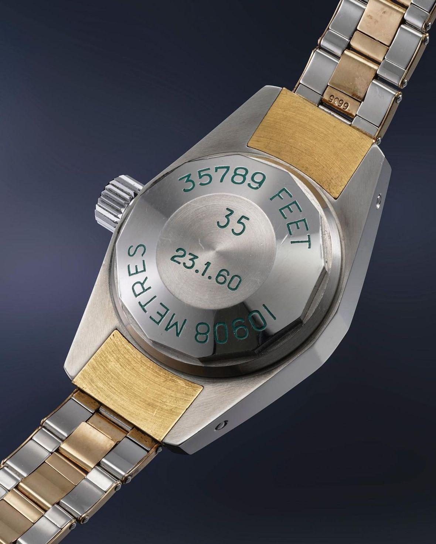 Prototype Rolex Deep Sea Special 35