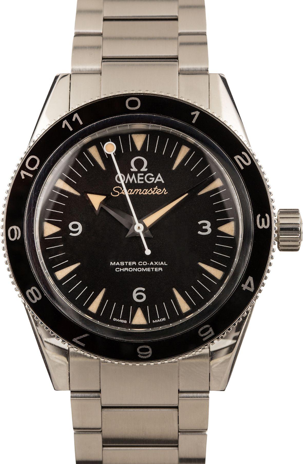 James Bond 007 Omega Seamaster 300 SPECTRE Limited Edition
