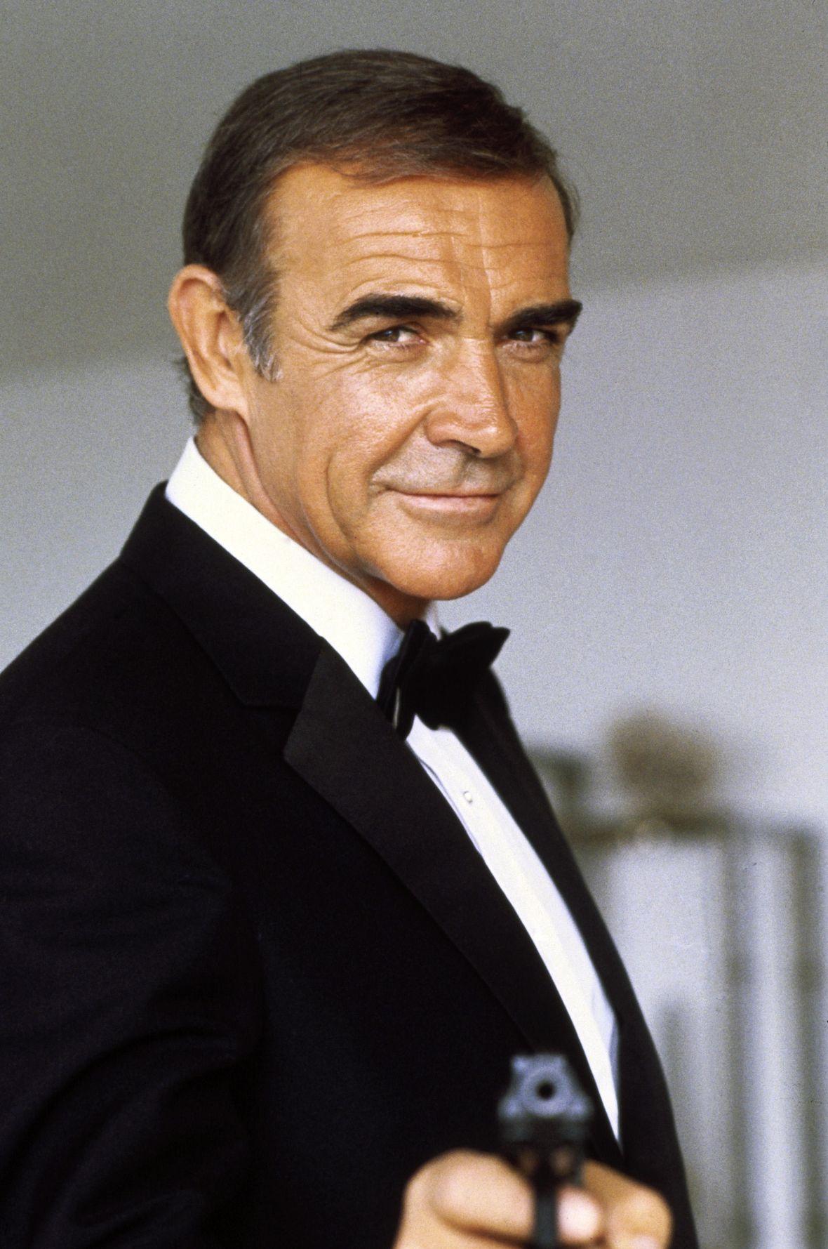 Best James Bond Actor Sean Connery