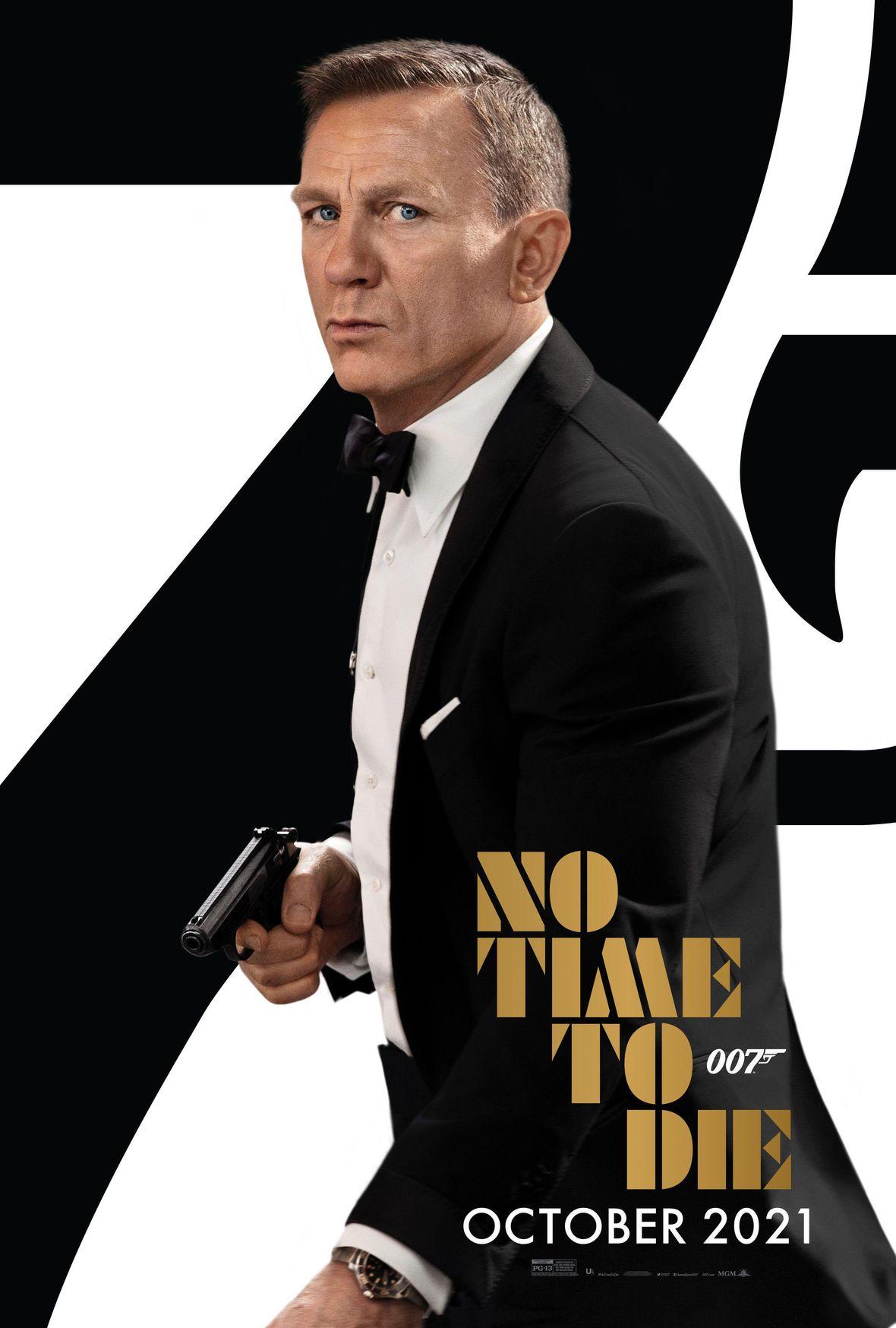 Best James Bond Actor Daniel Craig