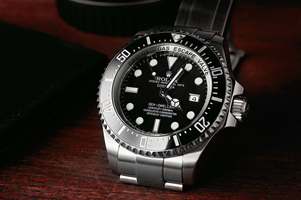 Rolex Dive Watches Deepsea 116660