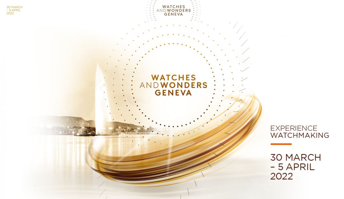 Watches and Wonders Geneva 2022 Exhibiting Brands