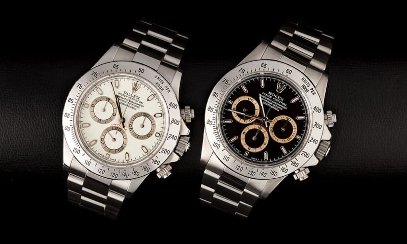 benefits of rolex daytona