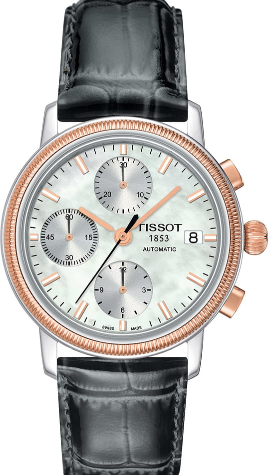 Tissot Bridgeport Chronograph T71.1.478.71