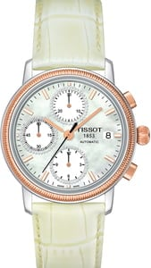 Tissot Bridgeport Automatic Valjoux Lady T71.1.480.76