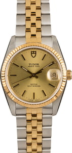 Pre-Owned Tudor Prince OysterDate 74033