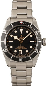 Tudor Heritage 79230N Black Bay 41MM