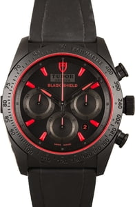 Tudor Fastrider Black Shield Chronograph 42000CR