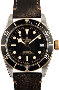 PreOwned Tudor Heritage Black Bay 79733N