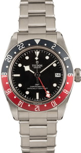 Tudor Black Bay GMT 79830RB Black Dial