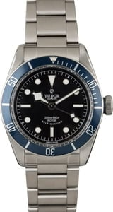 Tudor Heritage Black Bay 79220B Steel Watch