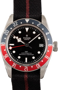 Tudor Black Bay 79830RB Textile Strap