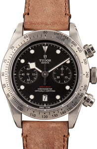 PreOwned Tudor Black Bay Chrono 79350