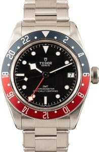 Used Tudor Black Bay GMT 79830RB