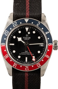 Tudor Black Bay Steel GMT 79830RB