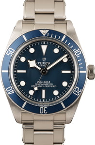 Tudor Blue Black Bay 79030