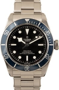 Men's Tudor Heritage Black Bay