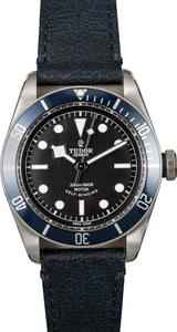 Tudor Heritage Black Bay 79220 Blue Bezel