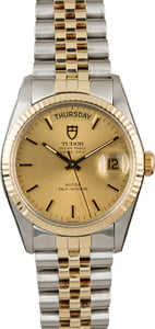 Used Tudor Oyster Prince Date-Day
